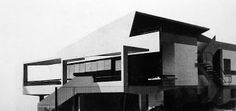 """Στοιχεία """"Εξοχικής Κατοίκησης"""" :""""Αρχιτεκτονική"""" 1957-1969: Σπίτι στο Ψυχικό - House in psihiko zenetos Weekend House, Stairs, Loft, Architecture, Furniture, Home Decor, Arquitetura, Stairway, Decoration Home"""
