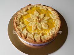 Le Torte di Antonella Cacossa e non solo...: Crostata decorata insolita