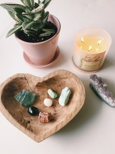 Sara Of Happy - How To Use Gemstones as Decor