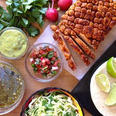 JULES FOOD...: Best CRISPY Cracklin' Skin PORK BELLY. TACOS