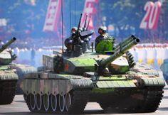 Chinese Type 99/ZTZ99 Main Battle Tank