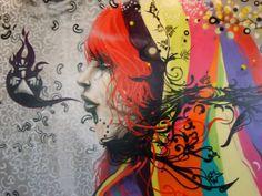 MUNDO NA FORCA: A R T E - Grafite - Intervenção Urbana (Grafitti - Urban Intervention)