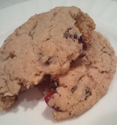 BS Recipes: Very Berry Oatmeal Cookies