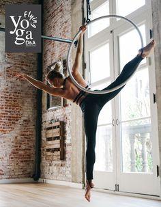 D&A Flying yoga | Los Angeles | Lyra