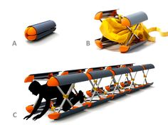 1 | A Device For Saving People Trapped In Collapsed Buildings #Business #Innovation