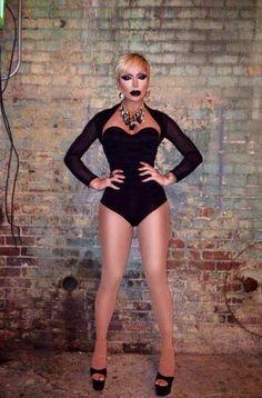 Raven-- my favorite drag queen, RPDR