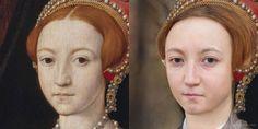 Invention Of Photography, Tudor Monarchs, Mary Tudor, Tudor Dynasty, Catherine Of Aragon, The Royal Collection, National Portrait Gallery, Anne Boleyn, Queen Elizabeth
