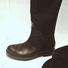 boots LENA MILOS fw14/15 collection in #boutique #brand #moda #lenamilos #womenfashion #girls #fashion #boots #vintage #chic
