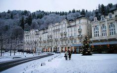 Karlovy Vary ~ Czech Republic
