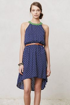 Lark High-Low Dress - Anthropologie.com (only 68$ at Anthropologie? That's actually a steal!)