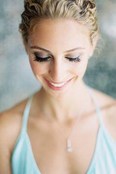 beach wedding makeup - Google Search