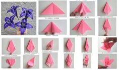 origami de papel paso a paso - Google Search