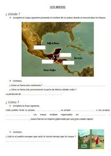 Les quichotteries de Delphine: Los Mayas