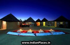 A perfect #holiday at #Royal #Desert #Camp in Jaisalmer, #Rajasthan, #India by Incredible Indian Places To Visit
