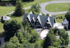 Chalet AAA - Chalet à louer Mansonville-Potton, Cantons de l'est / Estrie - PL-8005