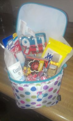 Telecommunicator week gift ideas .... Survival kits for dispatch :) <3 love my shift