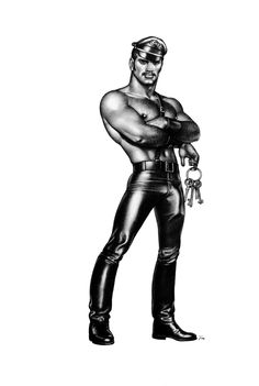 Re-Introducing Tom of Finland