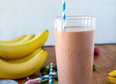 Strawberry Mango Protein Smoothie Recipe http://best-of-recipe.blogspot.com/