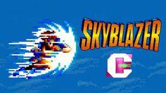 CFX - Skyblazer (Super Nintendo)