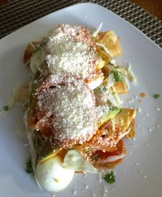 Tacos hondureños. Cocina hondureña