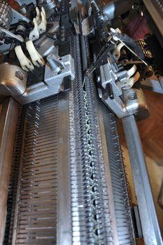 ...eine neue Reihe gestrickt bei modus vivendi Tools, Instruments