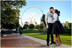 I styled this shoot;)  ----10 Places to Have Your Engagement Session in Georgia