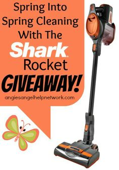 #SharkRocket Ultra Light Weight Vacuum #Giveaway saves you time, space and money! #SharkCleaning