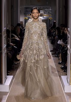 Valentino's Haute Couture Collection for Spring 2012...