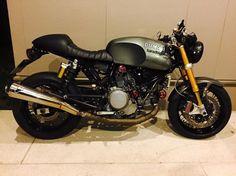 Nice Gt Retro Motorcycle, Motorcycle Gear, Ducati Motorcycles, Cars And Motorcycles, Ducati Sport Classic 1000, Bike Design, Cool Bikes, Motorbikes, Crotch Rockets