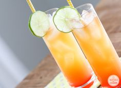 Rum Punch | Inspired by Charm