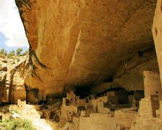 Mesa Verde National Park (Colorado) offers a peek into the past. For 700 years, the Ancestral Pueblo people made their homes in canyons and cliffs along the Rio Grande. Even though they moved on some 700 years ago, these people left amazing evidence of their lives and culture.