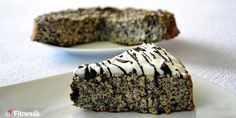 Zdravý makovec Banana Bread, Brownies, Clean Eating, Cooking, Desserts, Food, Health Fitness, Cake Brownies, Kitchen