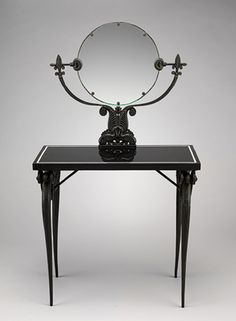 Dressing table, ca. 1925