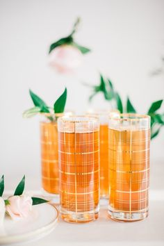 Earl Grey Tea #Cocktail - Read More on SMP: http://www.StyleMePretty.com/living/2016/03/05/toast-with-this-earl-grey-tea-cocktail/ Our thanks to @jacquelynclark Photography : Heidi Lau