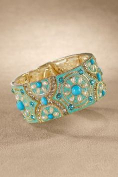 Lille Stretch Bracelet from Soft Surroundings