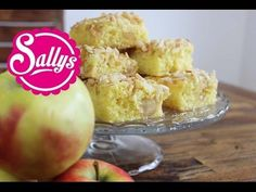Einfach, schnell und lecker: Der perfekte Apfelkuchen / sehr saftig und locker! - YouTube
