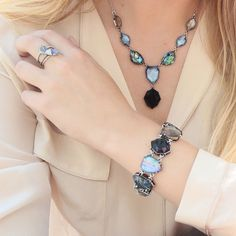 Rue Royale Statement Bracelet | Chloe + Isabel