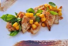 Pan-Fried Mango Chicken   Recipe   Mango Chicken, Mango and Chicken ...