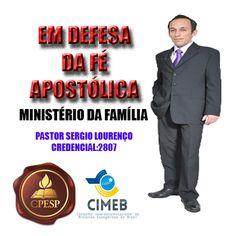 EM DEFESA DA FÉ APOSTÓLICA: A IMPORTÂNCIA DE ABRIR A PORTA - PASTOR SERGIO LOU...