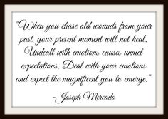 When You Chase Old Wounds - Digital Motivation Calligraphy Quote - Instant Delivery! by MasterMindWisdom on Etsy
