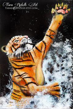 tigre-peinture-art-de-tigre-oasis