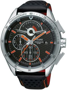 b5d4c7eef04 Pulsar PS6041 Mens Chronograph