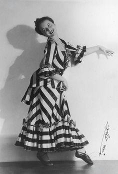 Ziuta Buczyńska by Van Dyk, late 1930s