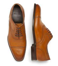 Best Men's Dress Shoes 2012 - Fall Dress Shoes for Men - Esquire. good shape.