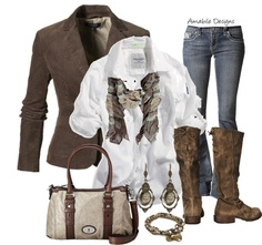 """Comfy Stylish"" by amabiledesigns on Polyvore"