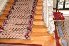 Stark recreation of the original fleur de lye design in the French Embassy. Star K, Chanel Boy Bag, Paris France, Design Projects, Fries, Carpet, French, Interior Design, The Originals