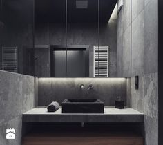 Łazienka - zdjęcie od SPOIWO studio