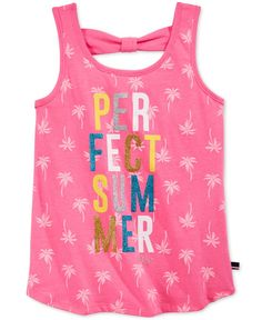 Tommy Girl Girls' Perfect Summer Tank