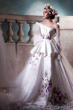 Hanna Touma Printemps-été 2015 - Haute couture - http://fr.flip-zone.com/hanna-touma-5615
