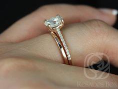 Wedding Rings Simple, Gold Wedding Rings, Plain Wedding Bands, Morganite Engagement, Engagement Rings, Forever One Moissanite, Moissanite Diamonds, Wedding Sets, Ring Designs